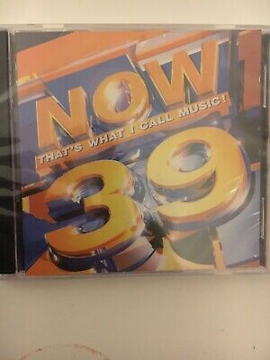 Now 39 Now Thats What I Call Music CD Brand New And Sealed