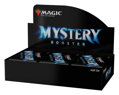 Mystery Booster Box WPN Retail Edition MTG SEALED NEW PRESALE SHIPS 3/13!
