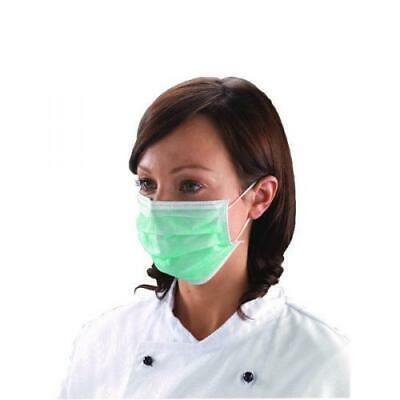 Surgical Flu Virus Face Mask With Ear-loop or Tie-back Surgical Medical Quality