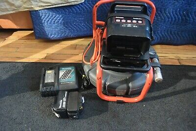 Ridgid Seesnake Model Compact 18v Color Picture 512Hz Counter 100""