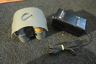 Trimble Recelled Rechargeable Battery Pack & Charger For Pipe Laser DG511 DG711