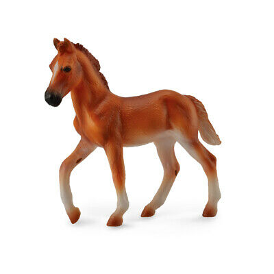 CollectA British Spotted Poney Mare châtaignier Leopard