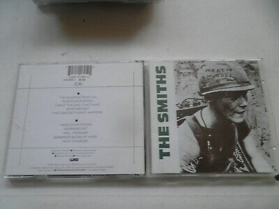 The Smiths - Meat Is Murder CD - Very Good Condition
