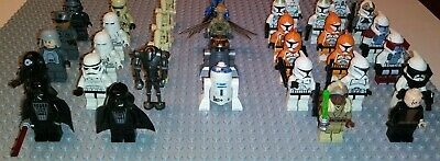 LEGO Star Wars Minifigures (Light play/Sealed) YOU PICK