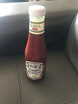 Rare Vintage Heinz Tomato Ketchup Radio In Working Order