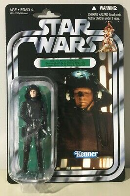 Star Wars Vintage Collection VC94 IMPERIAL NAVY COMMANDER Tri Logo Brand New