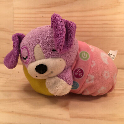 """LEAP FROG """"Twinkle Twinkle Violet"""" Little Dog Interactive Kids Powered Soft Toy"""