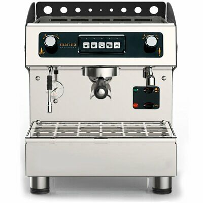 Commercial Espresso Coffee Machine Semi-Automatic 1 group 3 litres