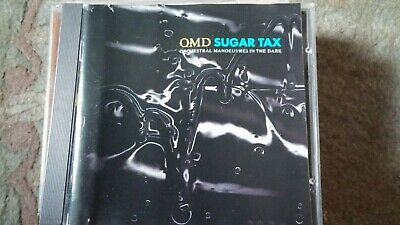 "OMD,""Sugar Tax"" CD"