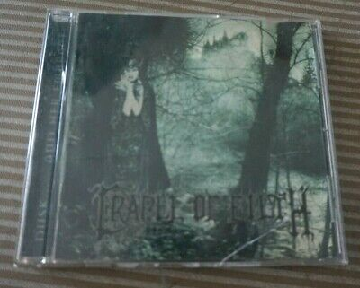 Cradle of Filth : Dusk and Her Embrace CD metal/goth music for nations 1996
