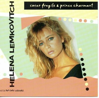 Helena Lemkovitch - Coeur Fragile & Prince Charmant / Cd Album Neuf Sous Blister