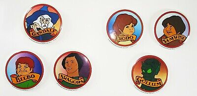 Bakshi Lord of the Rings Buttons (6)