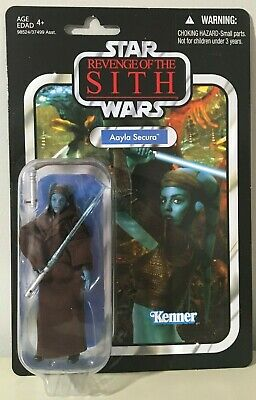 Star Wars Vintage Collection VC58 AAYLA SECURA Brand New