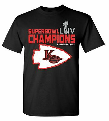 Kansas City Chiefs 2020 Super Bowl LIV Champions - S-5XL FREE SHIPPING