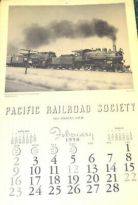 Old Calendars: Trains around  the world Lot of 4: 1991, 1992, 1994, 1993
