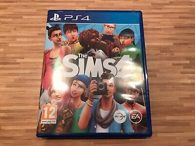 The Sims 4 Sony Playstation 4 PS4 Latest Game virtual world