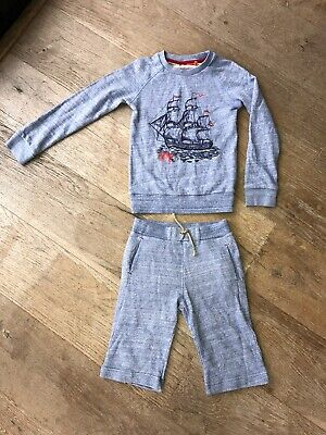 Oilily 'sail away' boy Outfit Age 5 6
