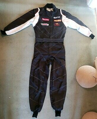 Sparco Kart Suit - Size 52 - Good Condition