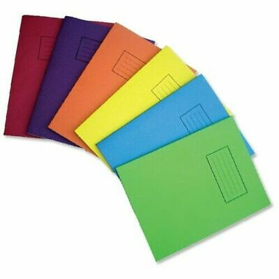School A4 A5 Exercise Books Silvine Class Notebooks 80 pages Childrens Homework