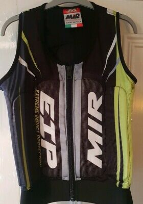 MIR Karting Rib Protector - XXL - Worn Twice - Immaculate Condition