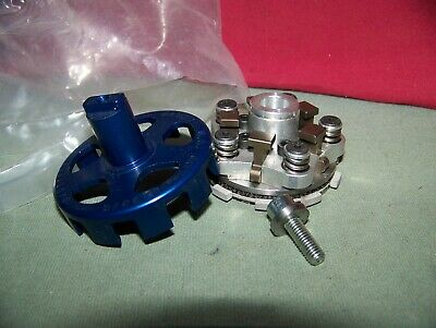Losi 1//5 Engine Mount Inserts 21T ICE RC Losi 5ive Rovan LT KM X2 L021 SILVER