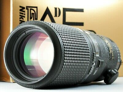 [Exc+ in Box] NIKON Micro Nikkor AF 200mm f/4 D Telephoto Prime Lens from Japan