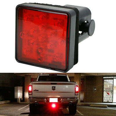 Tow Bar Lamp Car Hitch Cover Mount Led Brake Light Accessories For Trailer Truck