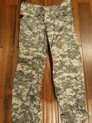 NEW ORC US Army Military Improved ACU Rainsuit Wet Weather Pants Trousers Small