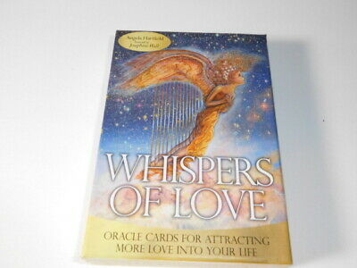 Whispers of Love Oracle: Oracle Cards for Attracting More Love Into Your Life (C