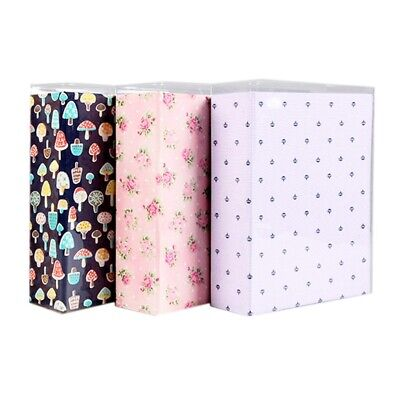 6 Inch Photo Album Cartoon Cute Picture Storage Frame 100 Sheets Insert Pag Q3Z8