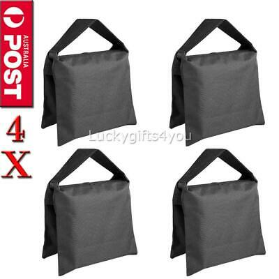 4PCS Sand Bag Photographic Sandbag for Photo Video Film Light Stand Tripod