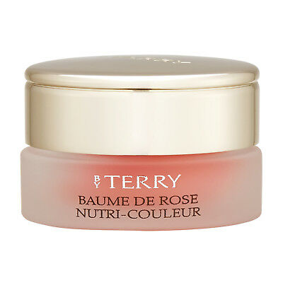 By Terry Baume De Rose Nutri-Couleur 0.24oz, 7g #1 Rosy Babe