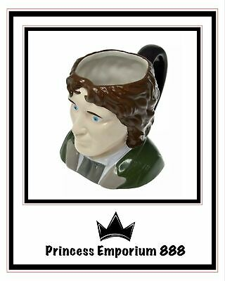 Dr. Who 3D Mug 8th Doctor Paul Mcgann Coffee Cup DR203 Zeon Toby Jug Face