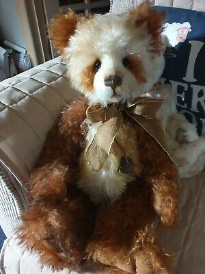 Charlie bears Limited Edition TENNISON