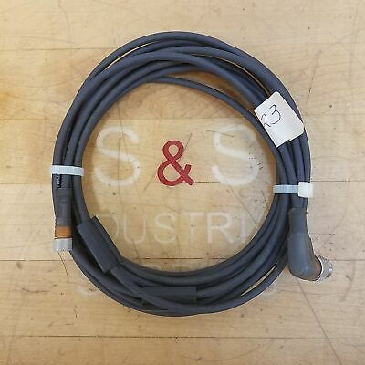 Lumberg RST3-RKT4-3-224//2M NEW 3 Pin Male to Female Cable