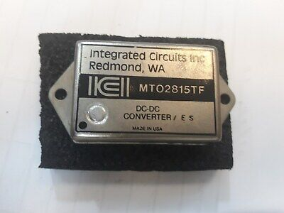 Mto2815Tf Dc-Dc Converter Integrated Circuts Inc Mt02815Tf