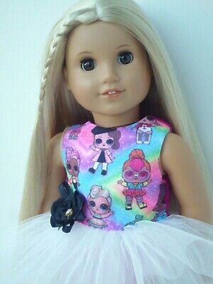 American Girl Our Generation Lol Style Ballet Tutu 18 Inch Doll Clothes