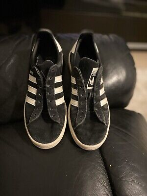 Girls Adidas Campus Size 2.5 Excellent Condition