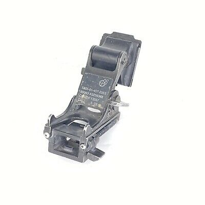 Combat Worn Norotos Night Vision NVG Rhino Mount Lowering Arm PASGT LWH ACH MICH