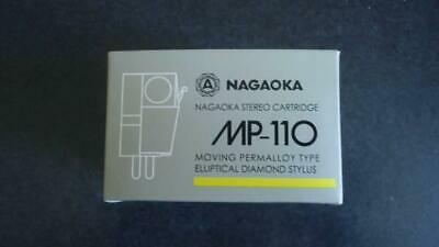 [New] MP-type cartridge MP-110 (without head shell) Nagaoka
