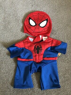 Build A build BAB Spider-Man  Marvel Outfit
