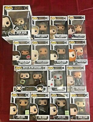 Funko Pop! Game of Thrones  - You Choose!!!