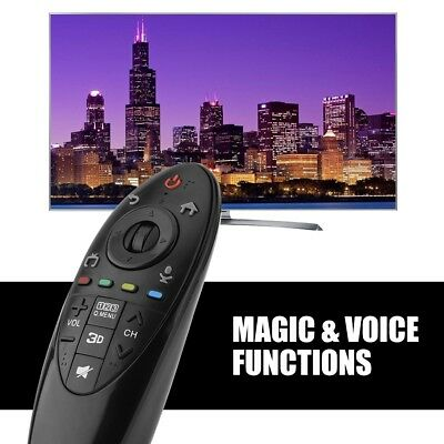 Remote Control Replacement for LG 3D Smart Magic AN-MR500G AN-MR500 TV