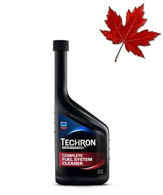 Chevron 65740 Techron Concentrate Plus Fuel System Cleaner, 20-Ounce
