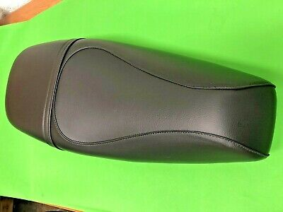 Vespa Px 2011 Model Black Duel Seat With Lock And Keys Fits Px / Pe / T5 Mk1
