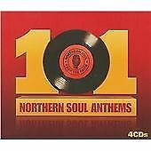 101 Northern Soul Anthems - Various Artists Audio CD