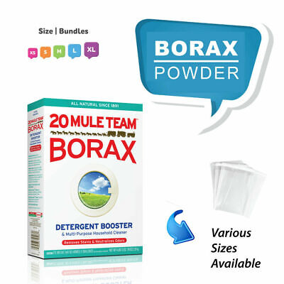 Borax SLIME ACTIVATOR Powder UK Original Perfect For Slime - ALL SIZES!