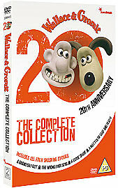 Wallace & Gromet The Complete Collection Dvd