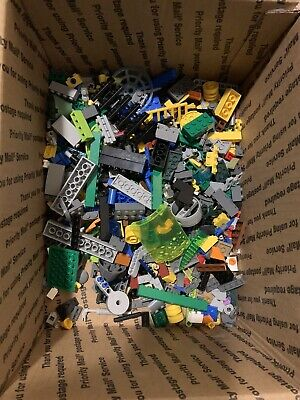 Clean 100/% Genuine LEGO 5 LB Lots pounds Bulk Lot Cleaned Sanitized