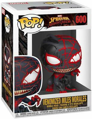 Funko Pop! Marvel: Marvel Venom - Miles Morales 600 46459 In stock